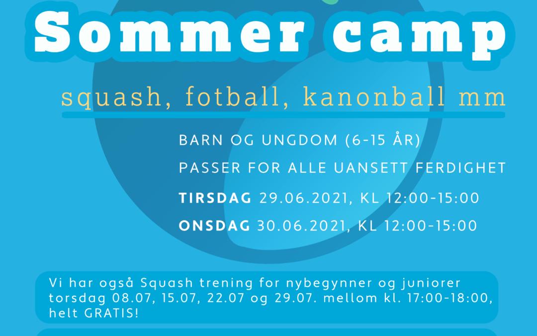 Sommer camp 2021